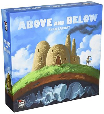 Einfach und sicher online bestellen: Above and Below in Österreich kaufen.