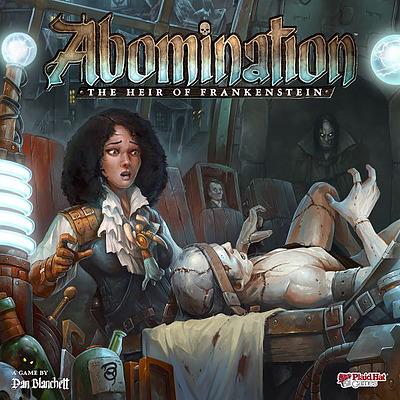 Einfach und sicher online bestellen: Abomination: The Heir of Frankenstein (Englisch) in Österreich kaufen.