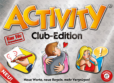 Einfach und sicher online bestellen: Activity Club Edition in Österreich kaufen.