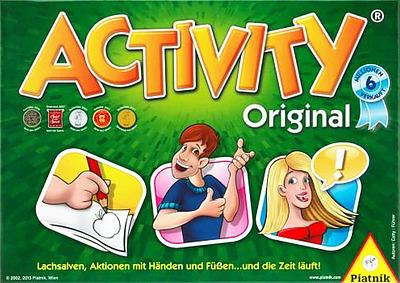 Einfach und sicher online bestellen: Activity Original in Österreich kaufen.