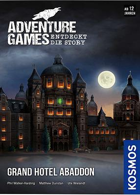Einfach und sicher online bestellen: Adventure Games: Grand Hotel Abaddon in Österreich kaufen.