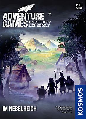 Einfach und sicher online bestellen: Adventure Games: Im Nebelreich in Österreich kaufen.