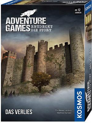 Einfach und sicher online bestellen: Adventure Games: Das Verlies in Österreich kaufen.