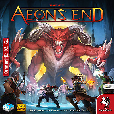 Einfach und sicher online bestellen: Aeons End in Österreich kaufen.