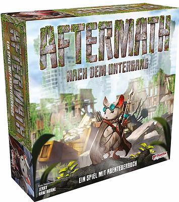 Einfach und sicher online bestellen: Aftermath in Österreich kaufen.