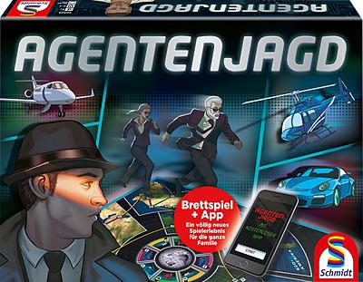 Einfach und sicher online bestellen: Agentenjagd in Österreich kaufen.