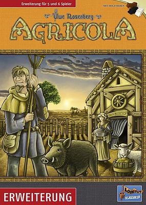 Einfach und sicher online bestellen: Agricola Erweiterung für 5-6 Spieler in Österreich kaufen.