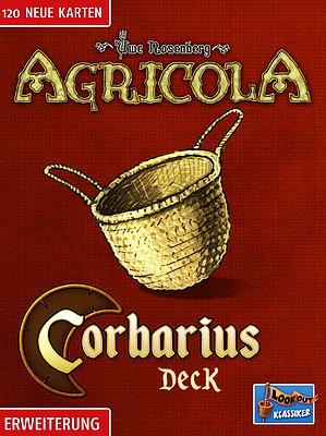 Einfach und sicher online bestellen: Agricola: Corbarius Deck in Österreich kaufen.