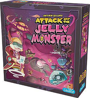 Einfach und sicher online bestellen: Attack of the Jelly Monster in Österreich kaufen.