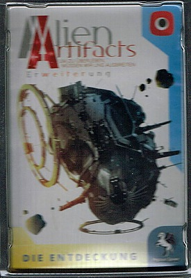 Einfach und sicher online bestellen: Alien Artifacts - Die Entdeckung in Österreich kaufen.