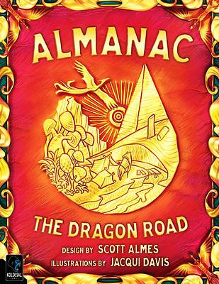 Einfach und sicher online bestellen: Almanac the Dragon Road (Englisch) in Österreich kaufen.