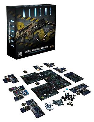 Einfach und sicher online bestellen: Aliens Boardgame (Englisch) in Österreich kaufen.