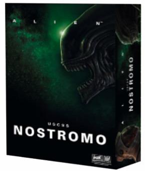 Einfach und sicher online bestellen: Alien Uscss Nostromo (Englisch) in Österreich kaufen.