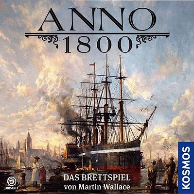 Einfach und sicher online bestellen: Anno 1800 Brettspiel in Österreich kaufen.