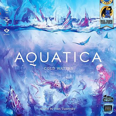 Einfach und sicher online bestellen: Aquatica: Cold Waters (Englisch) in Österreich kaufen.