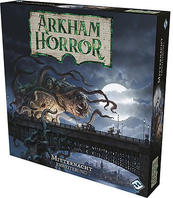 Einfach und sicher online bestellen: Arkham Horror 3 Ed. - Mitternacht in Österreich kaufen.