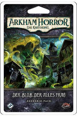 Einfach und sicher online bestellen: Arkham Horror: LCG - Der Blob, der alles fraß in Österreich kaufen.
