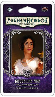 Einfach und sicher online bestellen: Arkham Horror: LCG - Jacqueline Fine in Österreich kaufen.