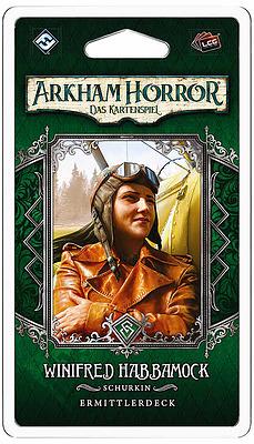 Einfach und sicher online bestellen: Arkham Horror: LCG - Winifred Habbamock in Österreich kaufen.