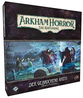 Einfach und sicher online bestellen: Arkham Horror: LCG - Der gebrochene Kreis in Österreich kaufen.