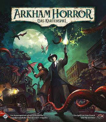 Einfach und sicher online bestellen: Arkham Horror: Das Kartenspiel (Neuauflage) in Österreich kaufen.