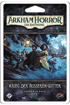 Einfach und sicher online bestellen: Arkham Horror: LCG - Kreig der Äusseren Götter in Österreich kaufen.