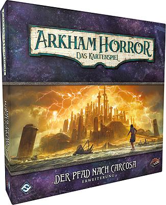 Einfach und sicher online bestellen: Arkham Horror Kartenspiel: Der Pfad nach Carcosa in Österreich kaufen.