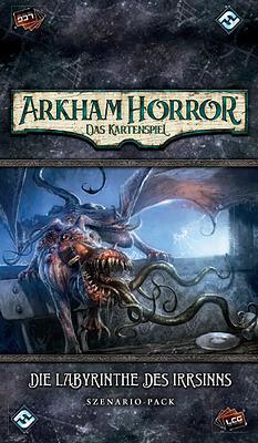 Einfach und sicher online bestellen: Arkham Horror: LCG - Die Labyrinthe des Irrsinns in Österreich kaufen.