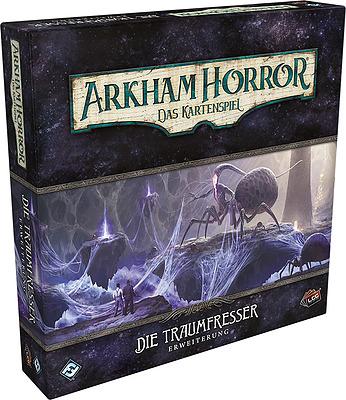 Einfach und sicher online bestellen: Arkham Horror: LCG - Die Traumfresser in Österreich kaufen.