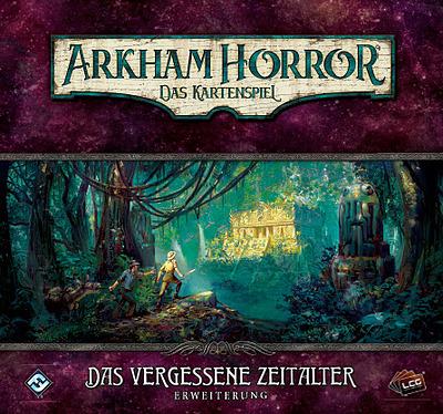 Einfach und sicher online bestellen: Arkham Horror: LCG - Das Vergessene Zeitalter in Österreich kaufen.