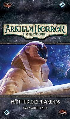 Einfach und sicher online bestellen: Arkham Horror: LCG - Wächter des Abgrunds in Österreich kaufen.