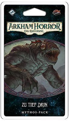 Einfach und sicher online bestellen: Arkham Horror: LCG - Zu tief drin in Österreich kaufen.