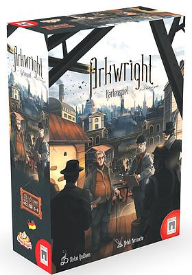 Einfach und sicher online bestellen: Arkwright - Das Kartenspiel in Österreich kaufen.
