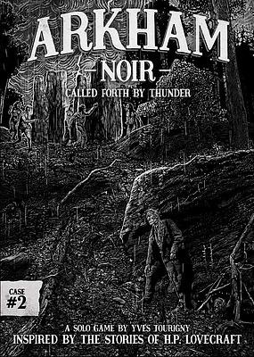 Einfach und sicher online bestellen: Arkham Noir - Fall 2 : Vom Donner erweckt in Österreich kaufen.