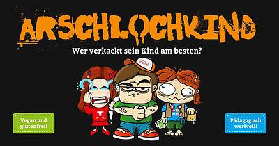 Einfach und sicher online bestellen: Arschlochkind in Österreich kaufen.