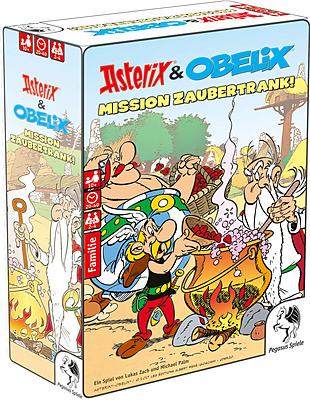 Einfach und sicher online bestellen: Asterix & Obelix: Mission Zaubertrank in Österreich kaufen.