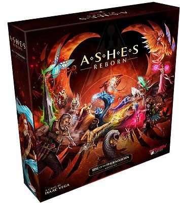 Einfach und sicher online bestellen: Ashes Reborn: Rise of the Phoenixborn Master Set in Österreich kaufen.