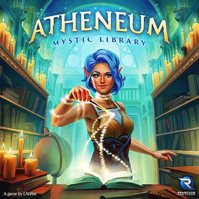 Einfach und sicher online bestellen: Atheneum: Mystic Library in Österreich kaufen.