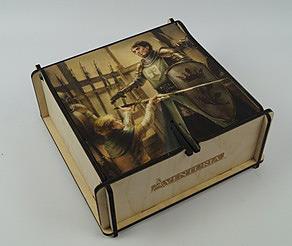 Einfach und sicher online bestellen: Aventuria Kartentruhe Arsenal in Österreich kaufen.
