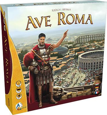 Einfach und sicher online bestellen: Ave Roma in Österreich kaufen.