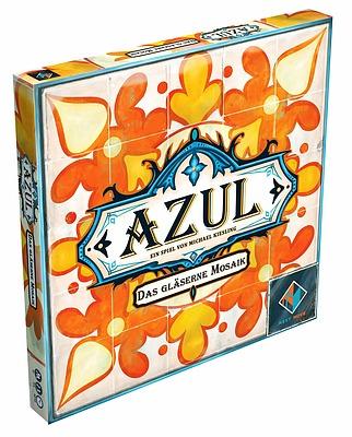 Einfach und sicher online bestellen: Azul - Das gläserne Mosaik in Österreich kaufen.