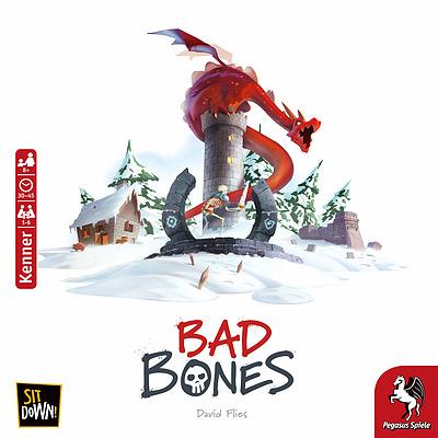 Einfach und sicher online bestellen: Bad Bones in Österreich kaufen.