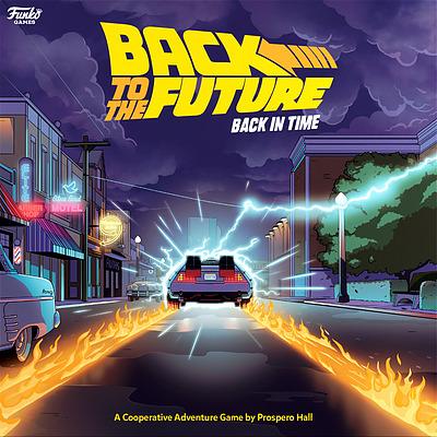 Einfach und sicher online bestellen: Back to the Future - Back in Time in Österreich kaufen.