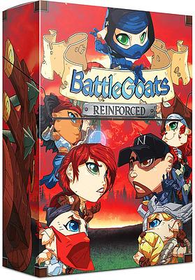 Einfach und sicher online bestellen: BattleGoats - Reinforced (Englisch) in Österreich kaufen.