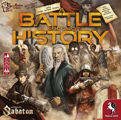 Einfach und sicher online bestellen: A Battle through History - Das Sabaton Brettspiel in Österreich kaufen.