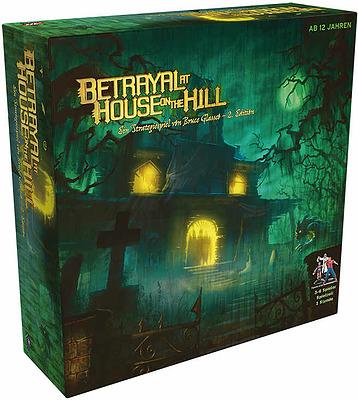 Einfach und sicher online bestellen: Betrayal at House on the Hill in Österreich kaufen.