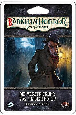 Einfach und sicher online bestellen: Barkham Horror - Die Verstrickung des Miaulathotep in Österreich kaufen.
