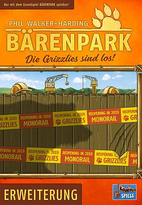 Einfach und sicher online bestellen: Bärenpark: Die Grizzlies sind los in Österreich kaufen.