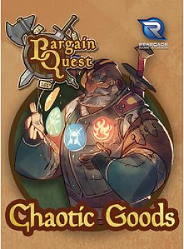 Einfach und sicher online bestellen: Bargain Quest - Chaotic Goods Expansion (Englisch) in Österreich kaufen.