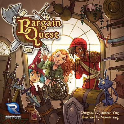 Einfach und sicher online bestellen: Bargain Quest (Englisch) in Österreich kaufen.